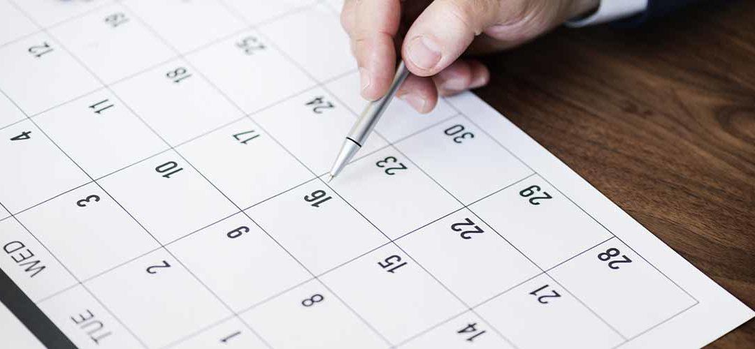 Calendario fiscal 2021 para pymes y autónomos